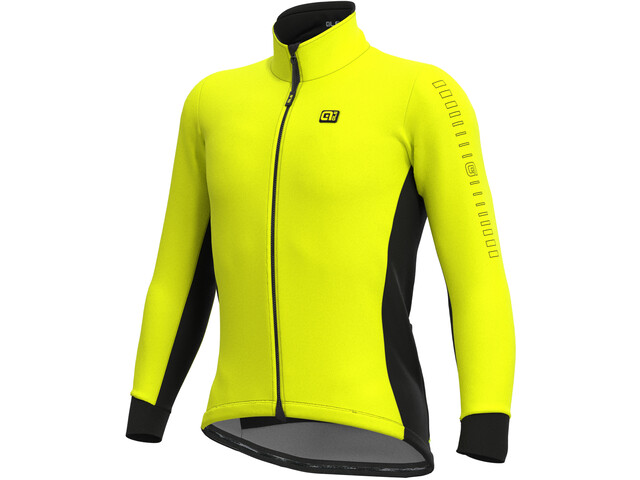 Alé Cycling Solid Fondo Jack Heren, fluo yellow